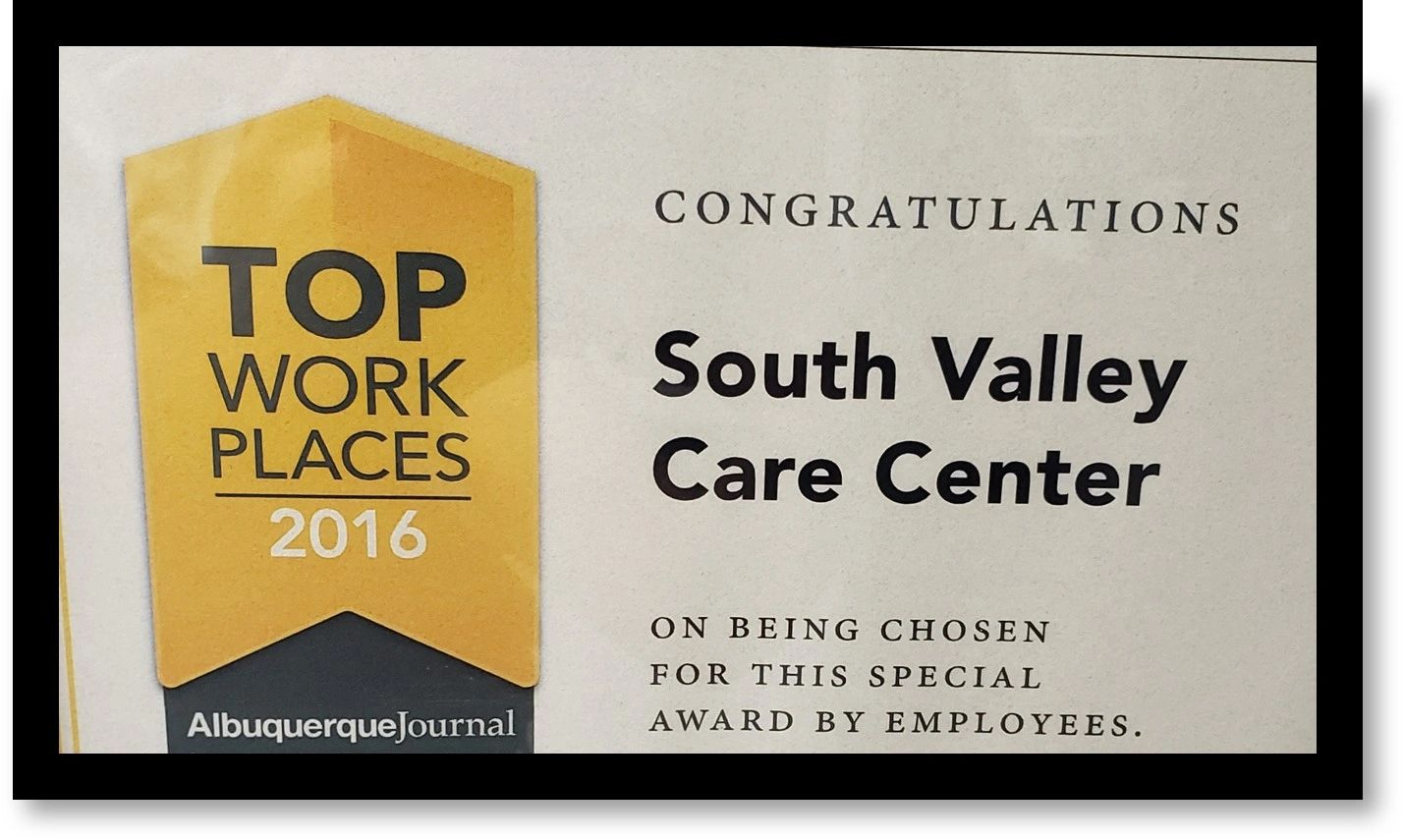home care top work places