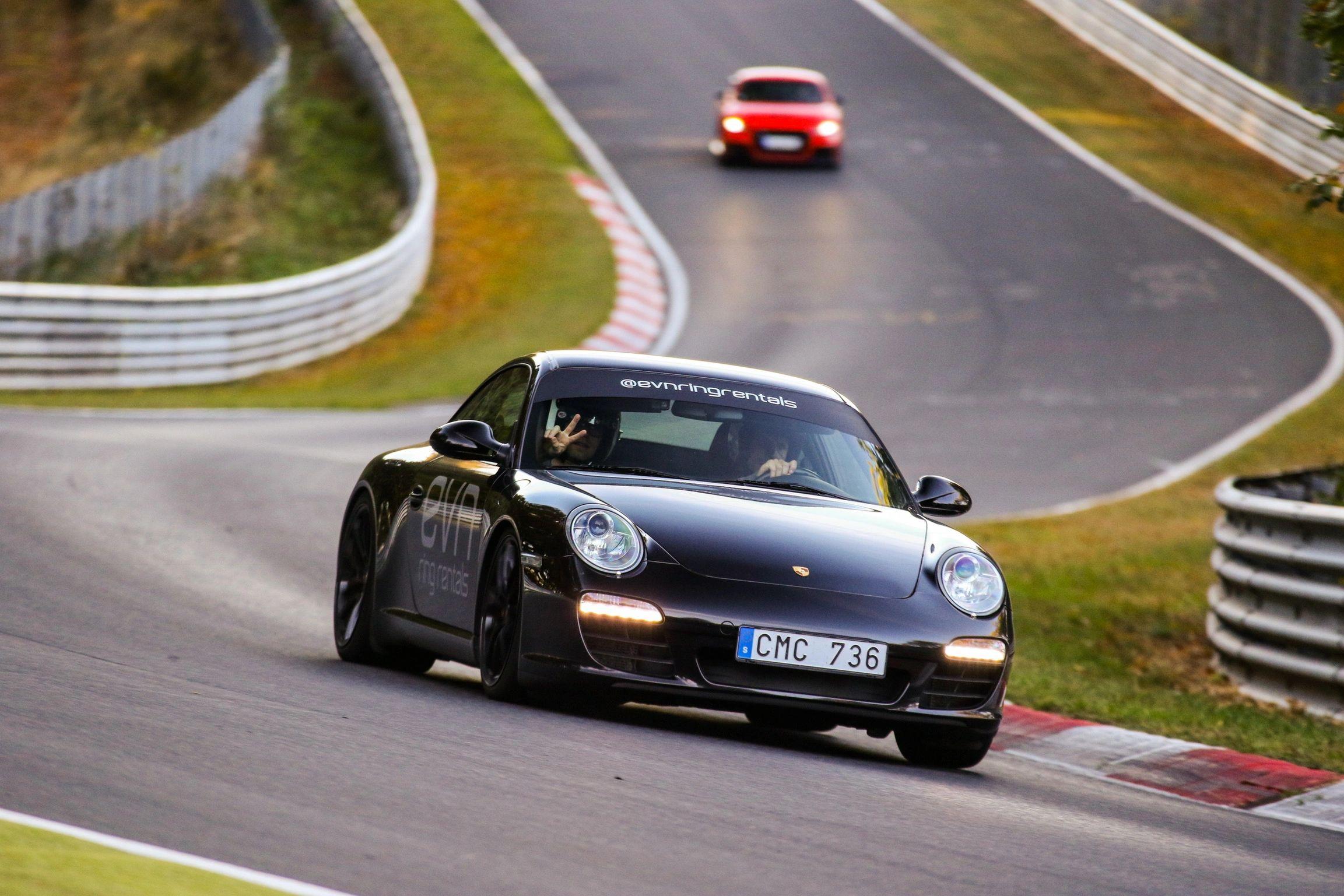 nürburgring nordschleife track times