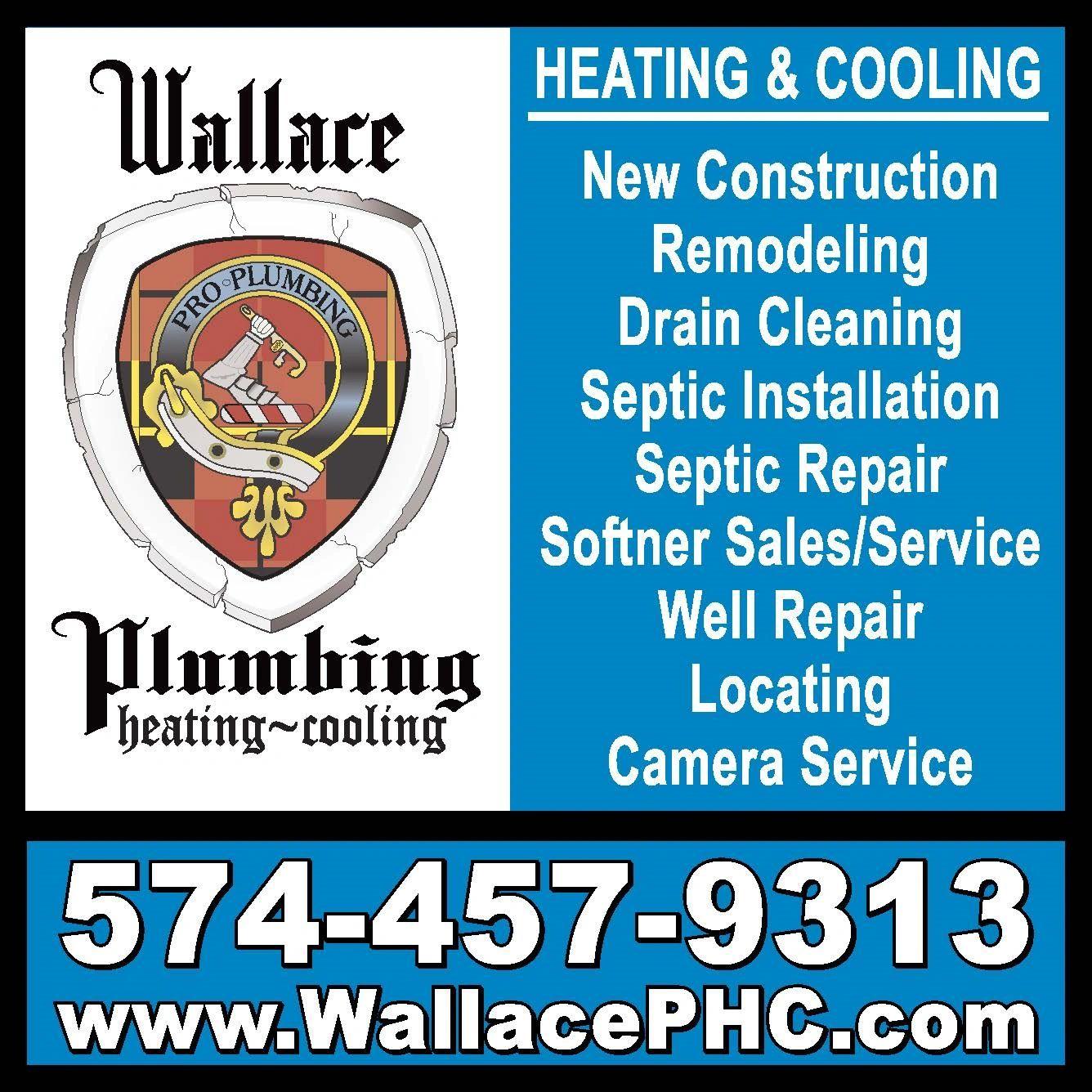Wallace Plumbing Heating Cooling