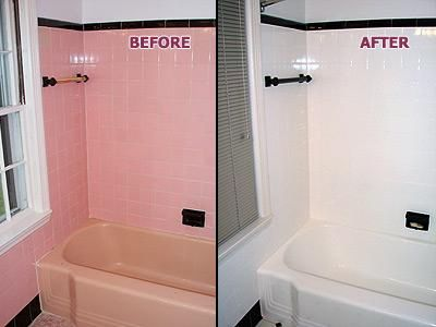 Bathtub Refinishing Tub Tastic Bath Tub Refinishing