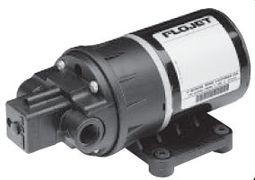 Flojet Demand Pump 1.6 GPM 12VDC 60 PSI # 3131H5011A