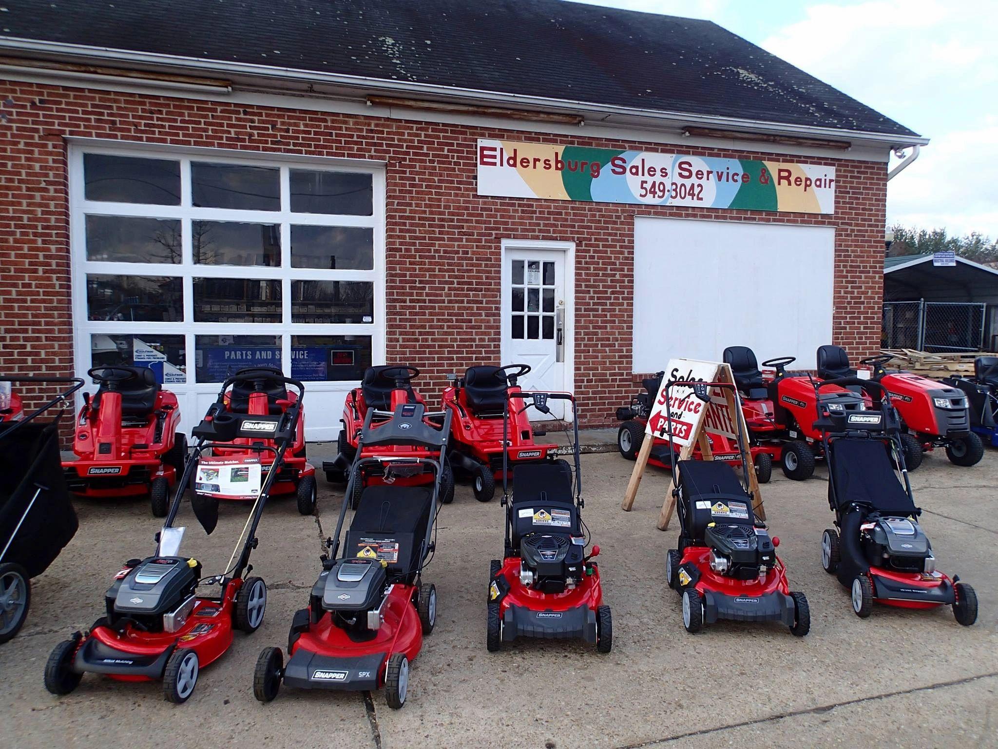 Eldersburg Lawn Mower Repair - Small Engine Repair and Parts