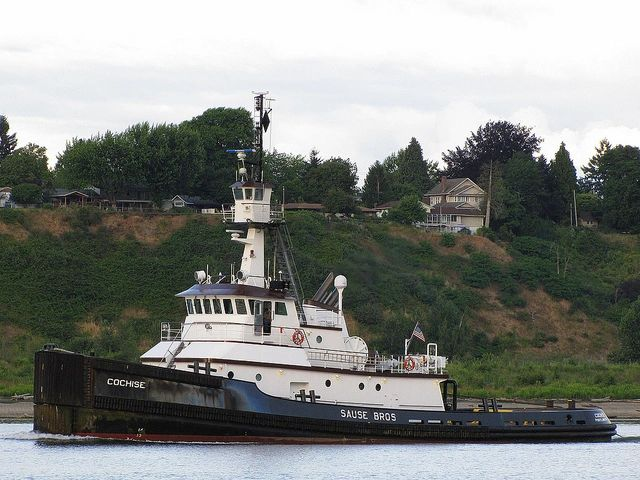 Columbia River Towboat Association