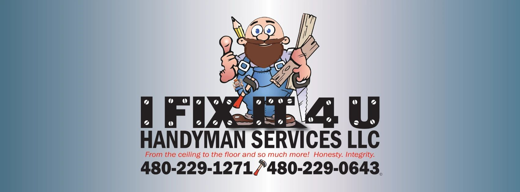 U Fix It >> I Fix It 4 U Handyman Service Llc