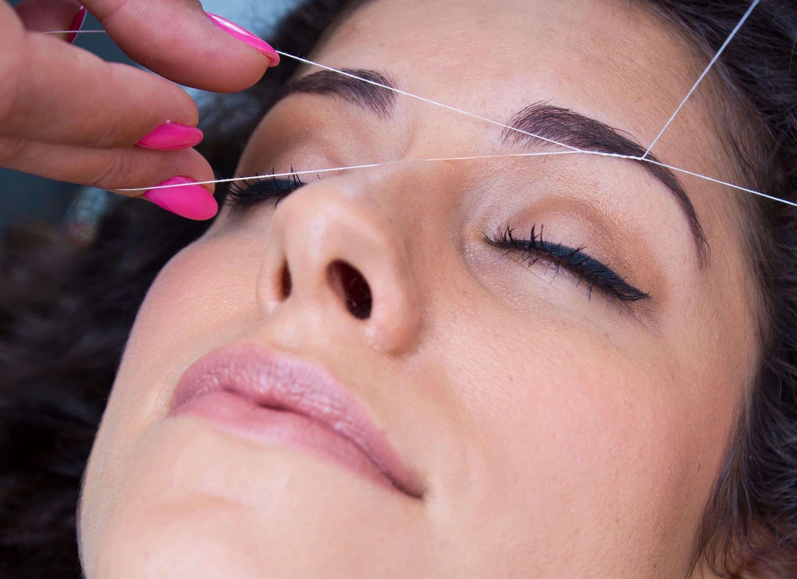 Eyebrow Threading Best Eyebrow Threading