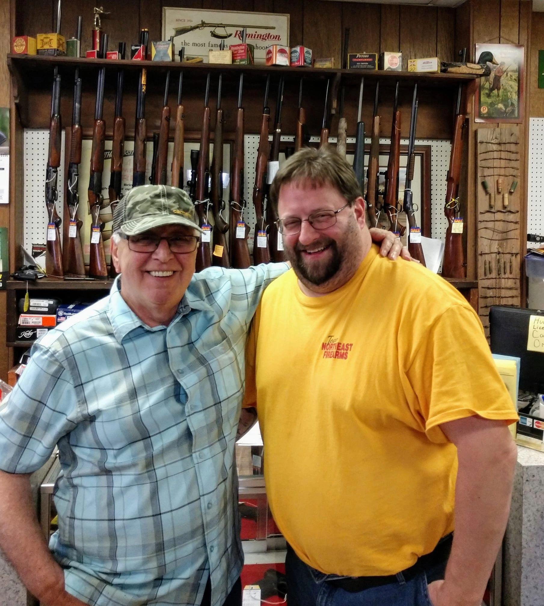Northeast Firearms - Guns, Firearms, Target Shooting