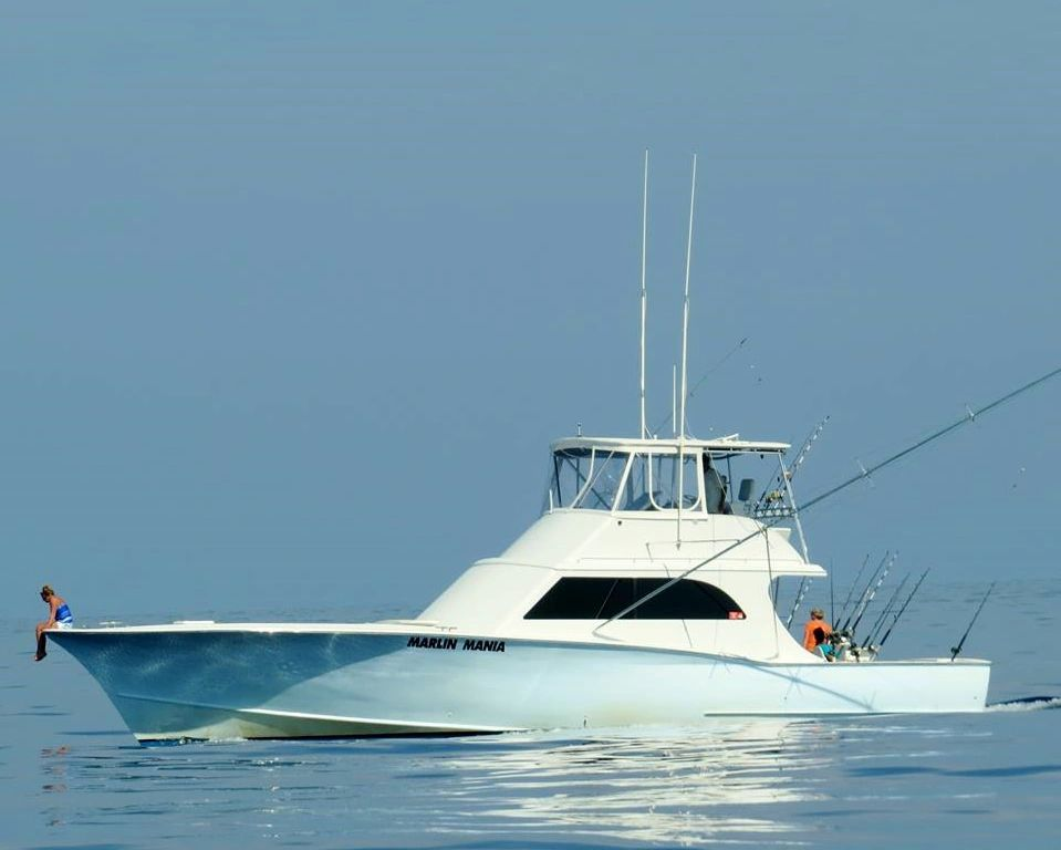Marlin Mania Charters - Charter Fishing, Outer Banks