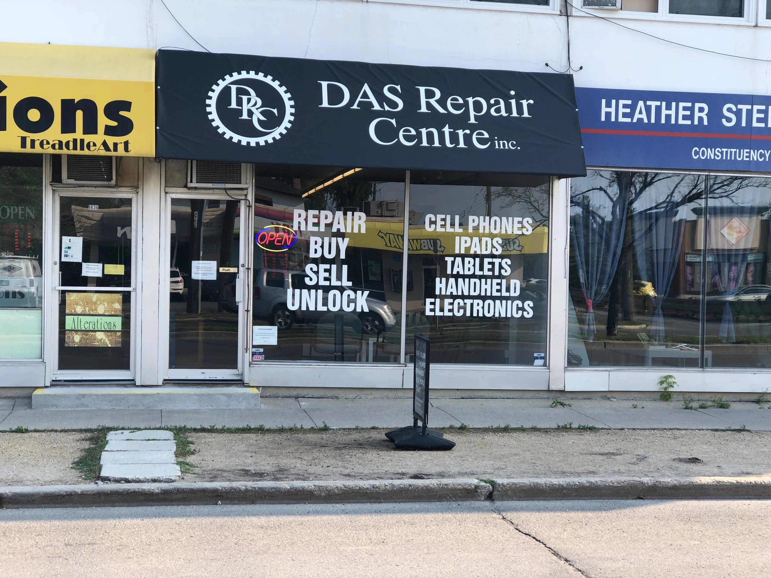 Iphone Repair Winnipeg >> Das Repair Centre Inc Cell Phone Repair Winnipeg Manitoba
