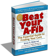 Beat Your A-Fib by Dr. Steve Ryan