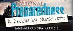 "Review by Jane-Alexandra Krehbiel of Jane-Alexandra Krehbiel, Blogger and author: ""Rational Preparedness: A Primer to Preparedness"" and ""What I Learned from Daniel"""