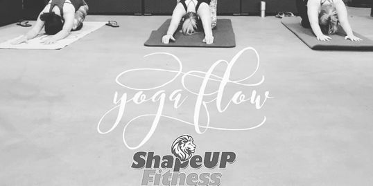 Shape Up Fitness Yoga