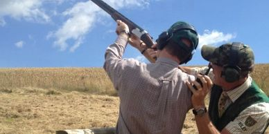 Introduction to Clay Shooting for beginners and improvers. These sessions can be taken on a 'one t
