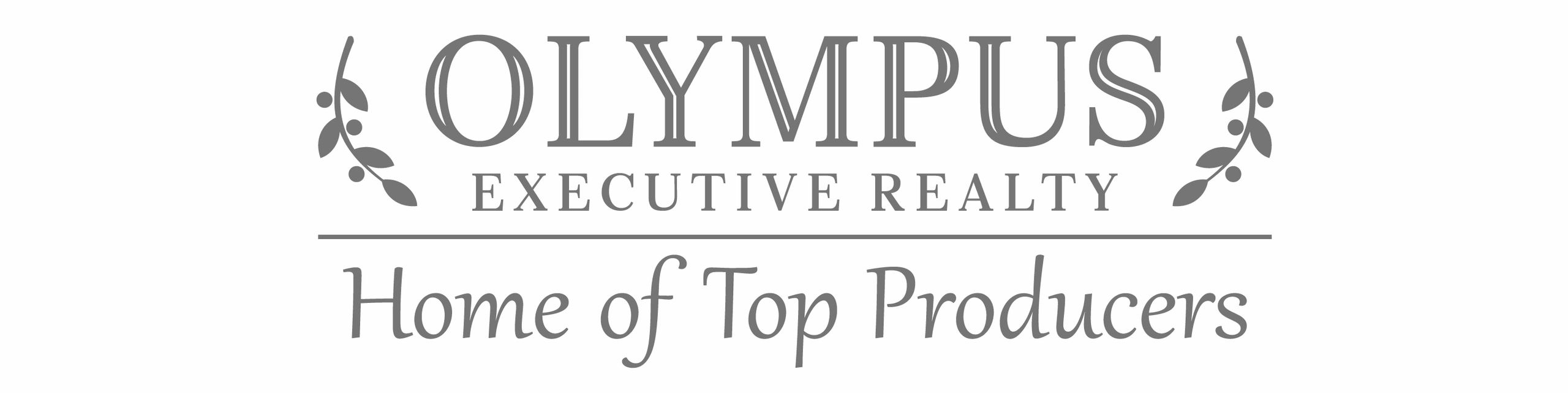 100% Commission Real Estate Brokerage - Olympus Executive Realty INC