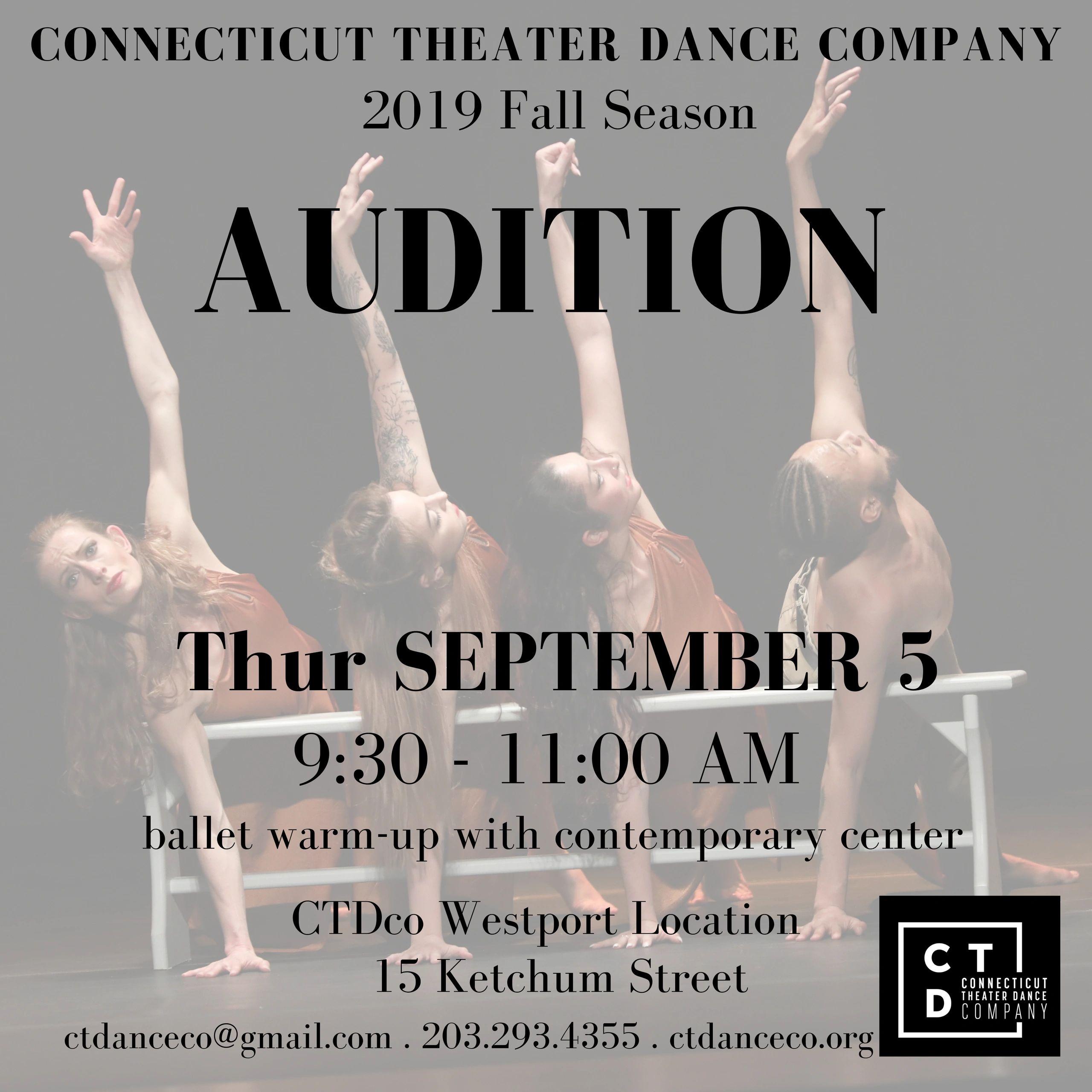 melange 2019 | CT Theater Dance Company