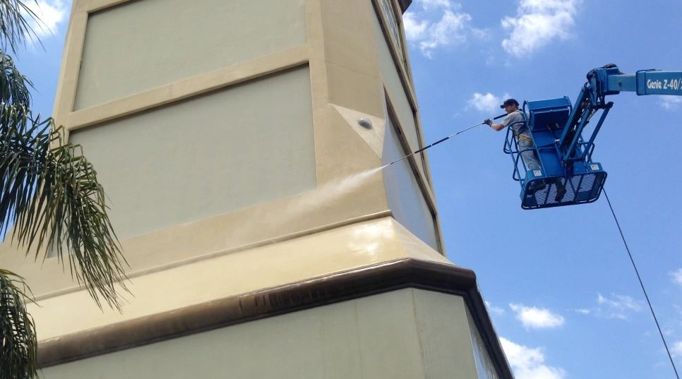 Jetstream - Gas Station Power Washing, Commercial Cleaning
