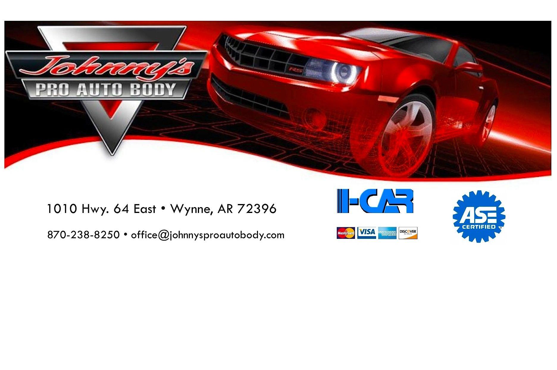 Johnnys Pro Auto Body