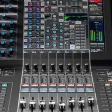 digital console, yamaha cl5, dante networks, rio3224, digital snakes, a1 audio engineers,