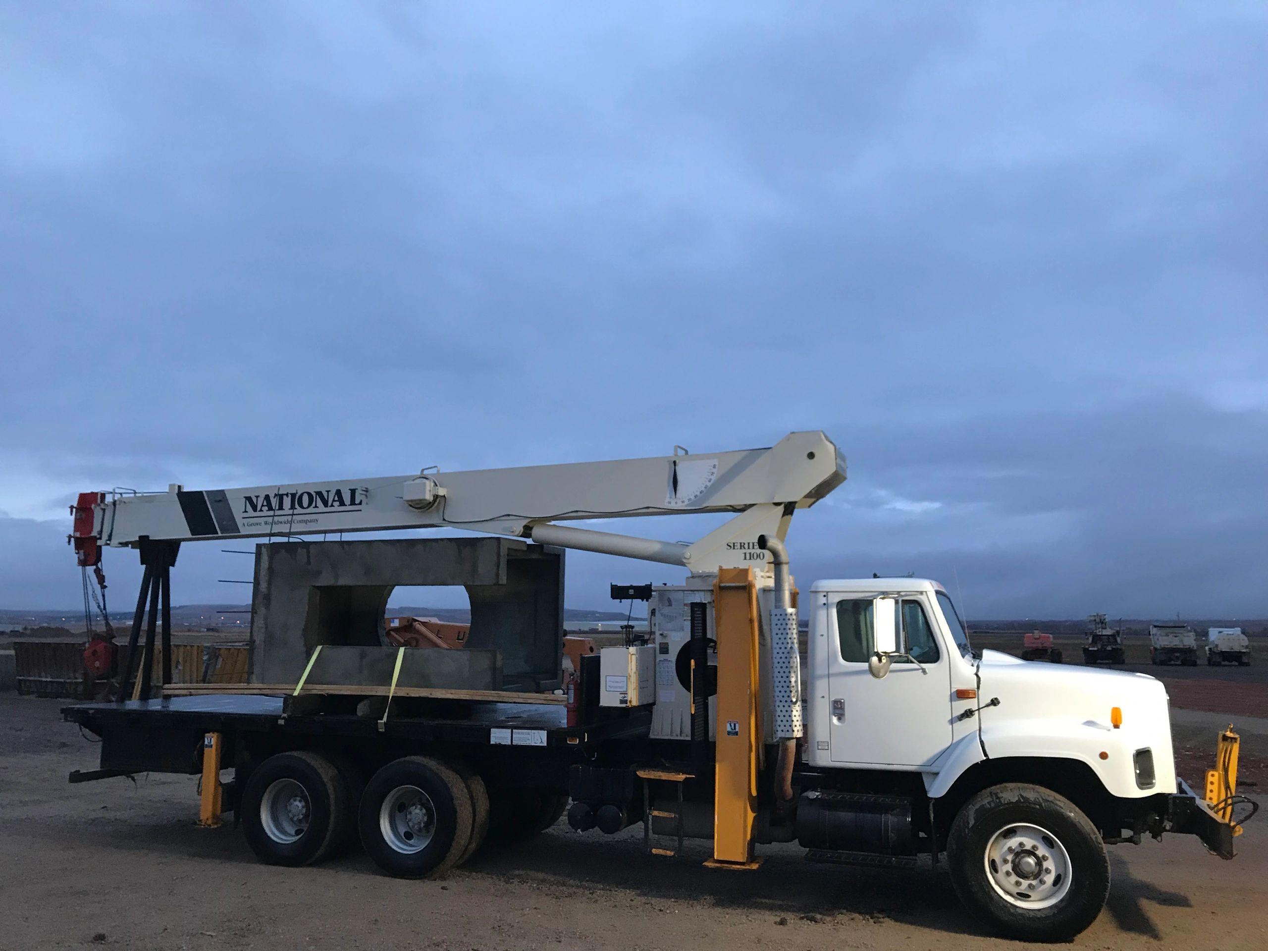 Engineered Concrete Products Llc In Rapid City South Dakota