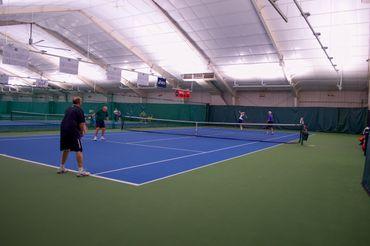 The Racket Club