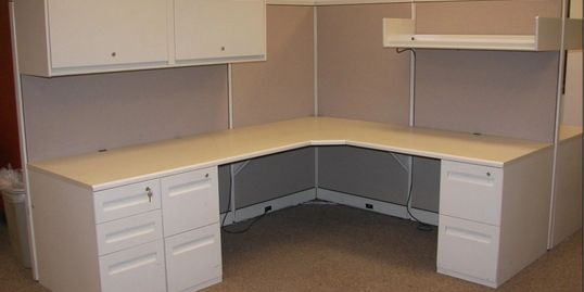 New and Refurbished Cubicles