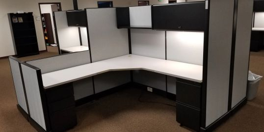 We sell new and used workstations and cubicles.  We can also reconfigure and refurbish your existing