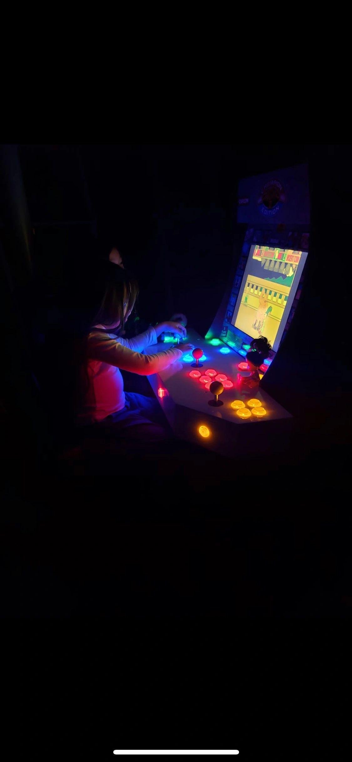 X-99 Lives Arcade - Arcade1up Upgrades, Games, Arcade Games