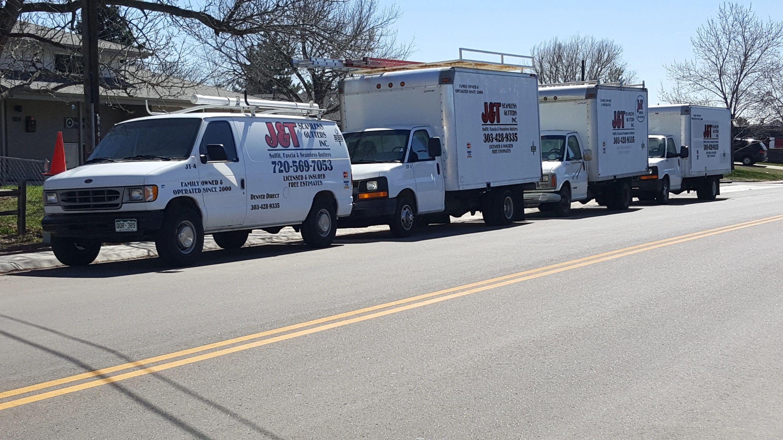 J Amp T Seamless Gutters Gutters Construction Gutter Cleaning