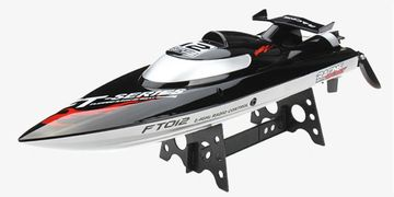 FT01 2.4G Brushless High Speed Water Cooling Racing Boat