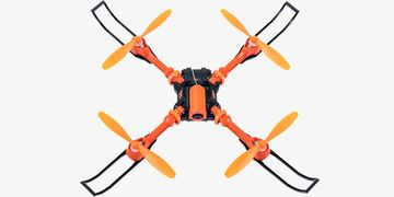 Flytec T15 Unique Foldable Drone WIFI FPV with Hasp Design Fixable Arms
