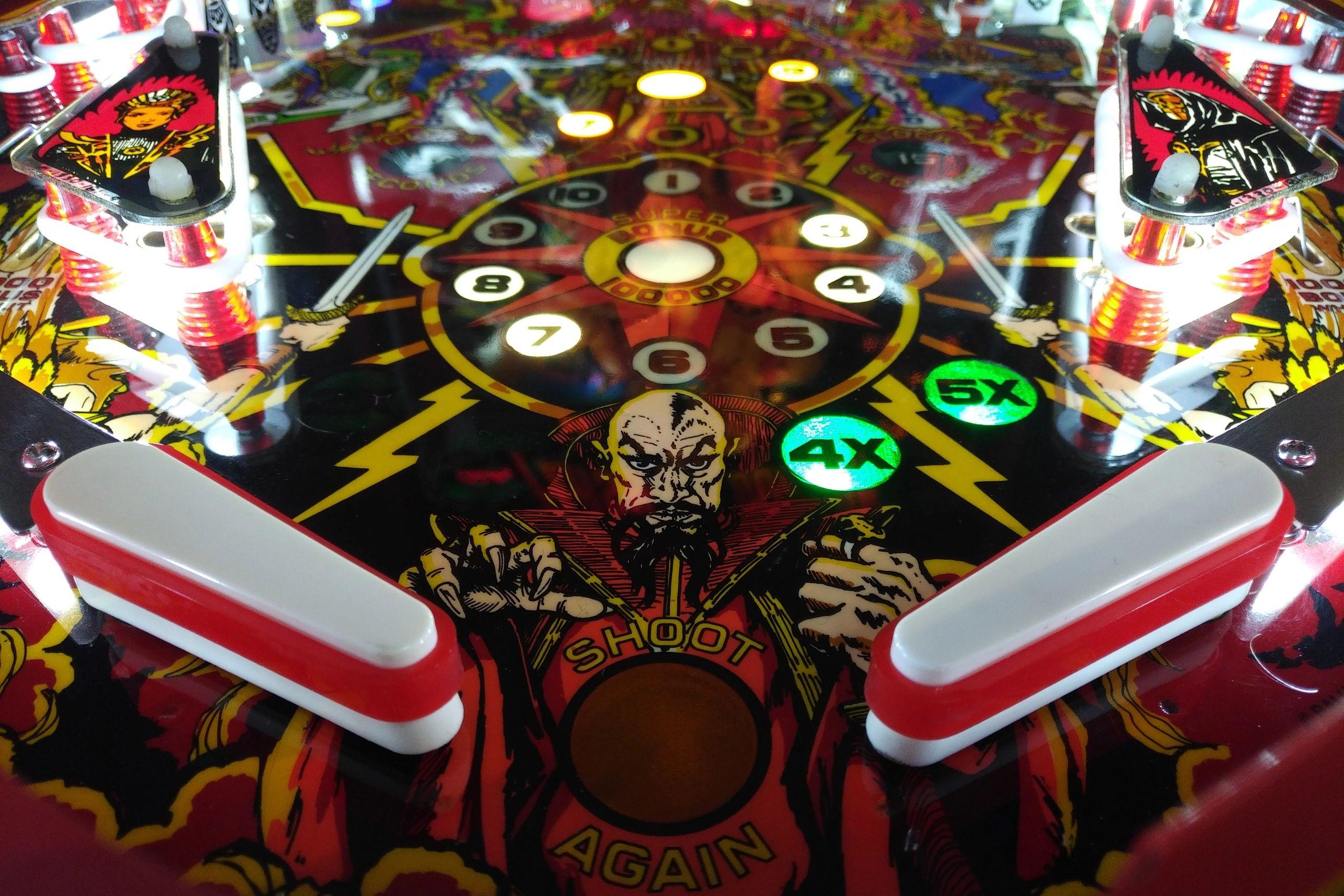 Pinball Lineup | The Flipper Room