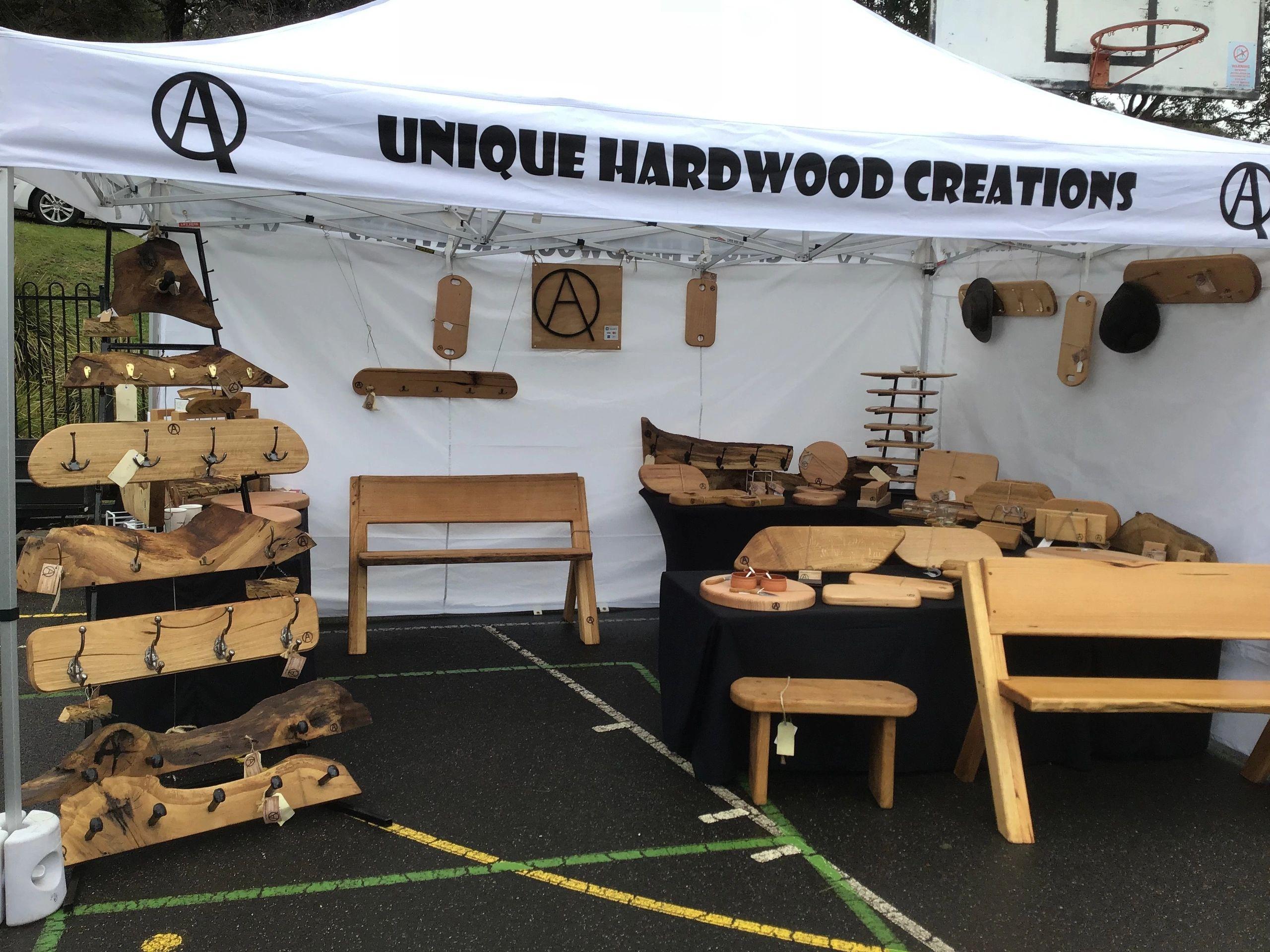 aq unique wood creations