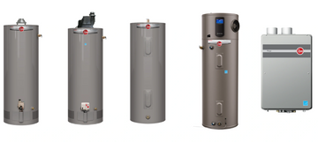 Patrick Heating, Inc Water Heating