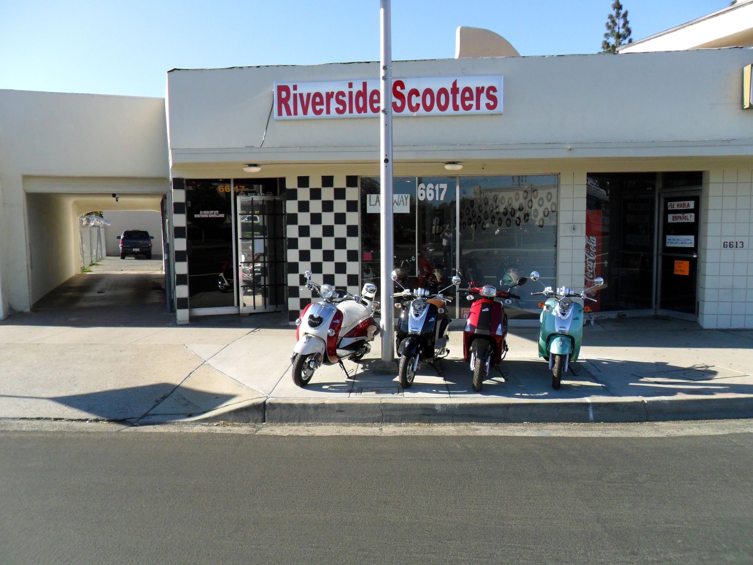 Riverside Scooters