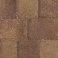 Appian-Stone Style Paver Brown Chestnut Belgard Coastal Oldcastle Artistic Pools of Florida