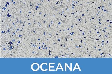HYDCLAOCEA OCEANA HYDRAZZO CLASSICO CL INDUSTRIES SWIMMING POOL SURFACE FINISH FROM ARTISTIC POOLS