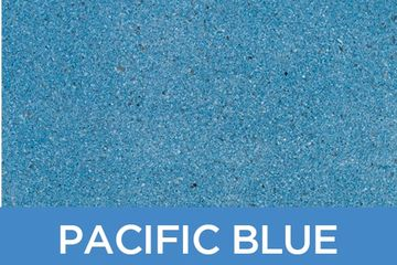 HYDPACBLU PACIFIC BLUE HYDRAZZO BY CL INDUSTRIES SWIMMING POOL SURFACE FINISH FROM ARTISTIC POOLS