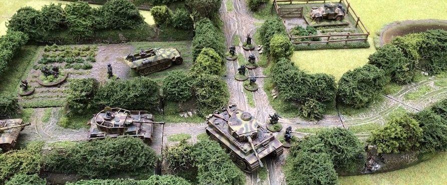 Take Cover Scenics - Wargames Scenery, Wargaming Terrain