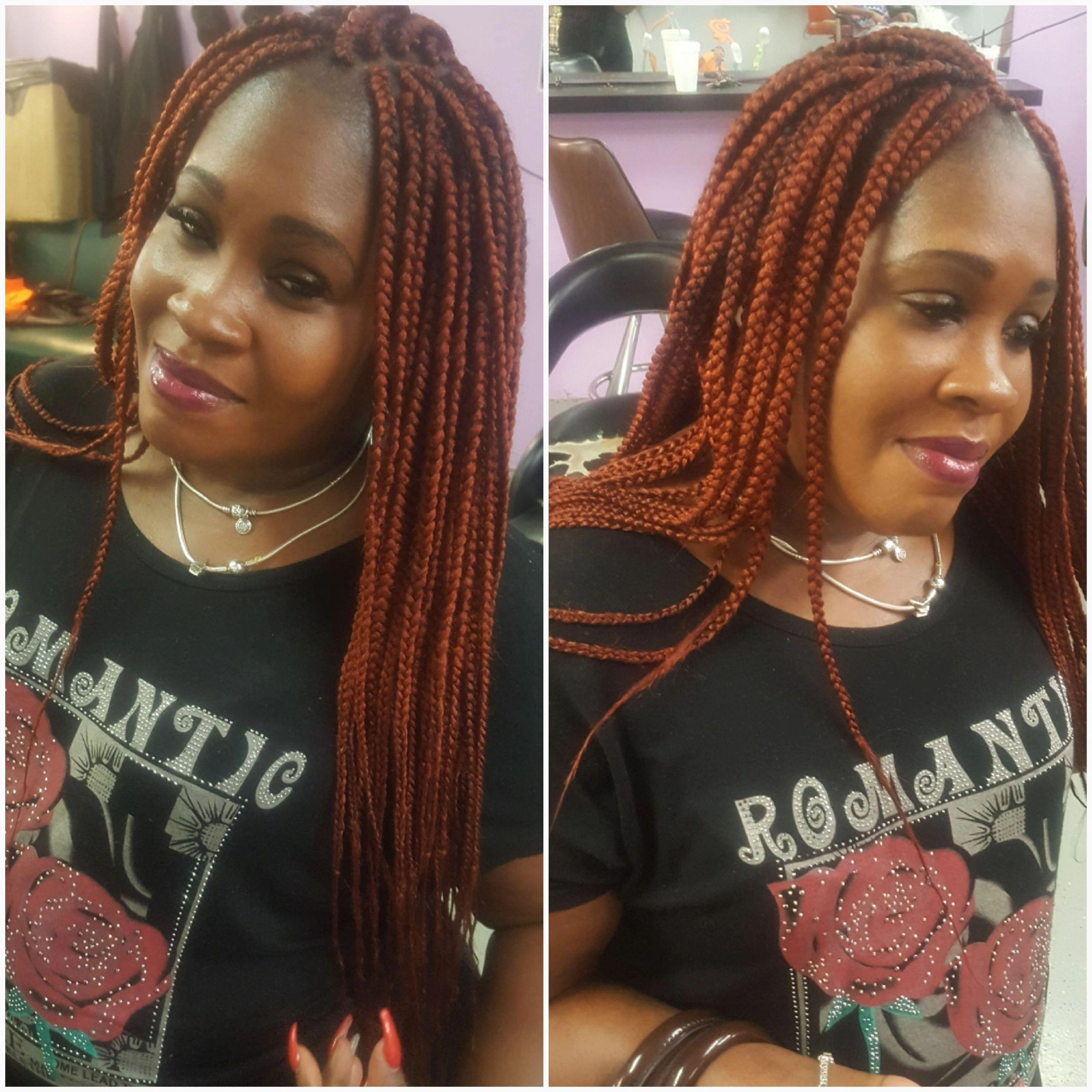 Oluchi African Hair Braiding