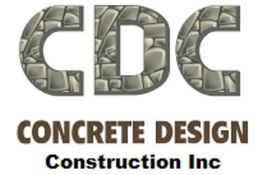 Concrete Design Construction Inc.