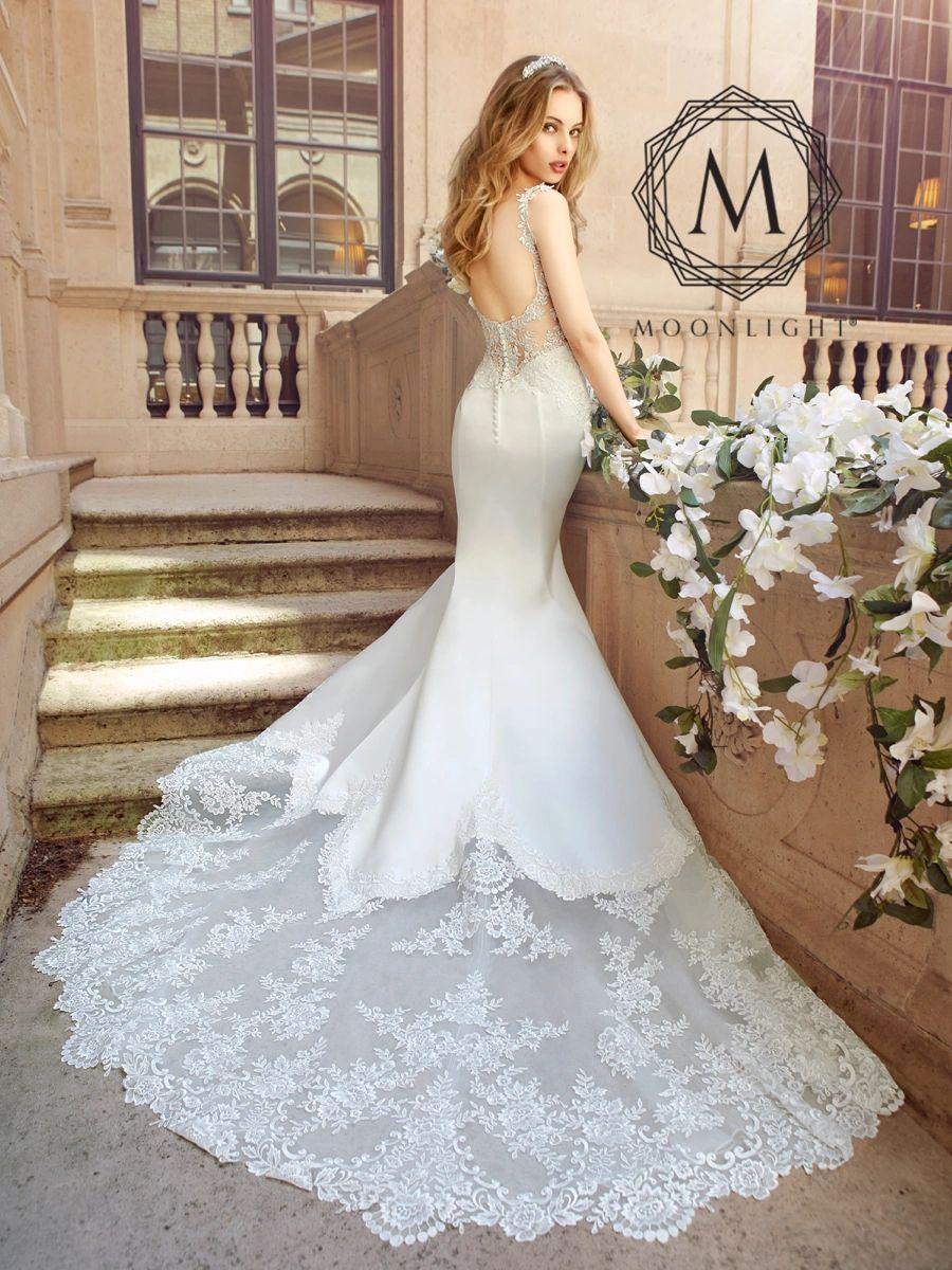 Bridal Gown Wedding Dress Satin Hanger Springfield Nebraska | Dream ...