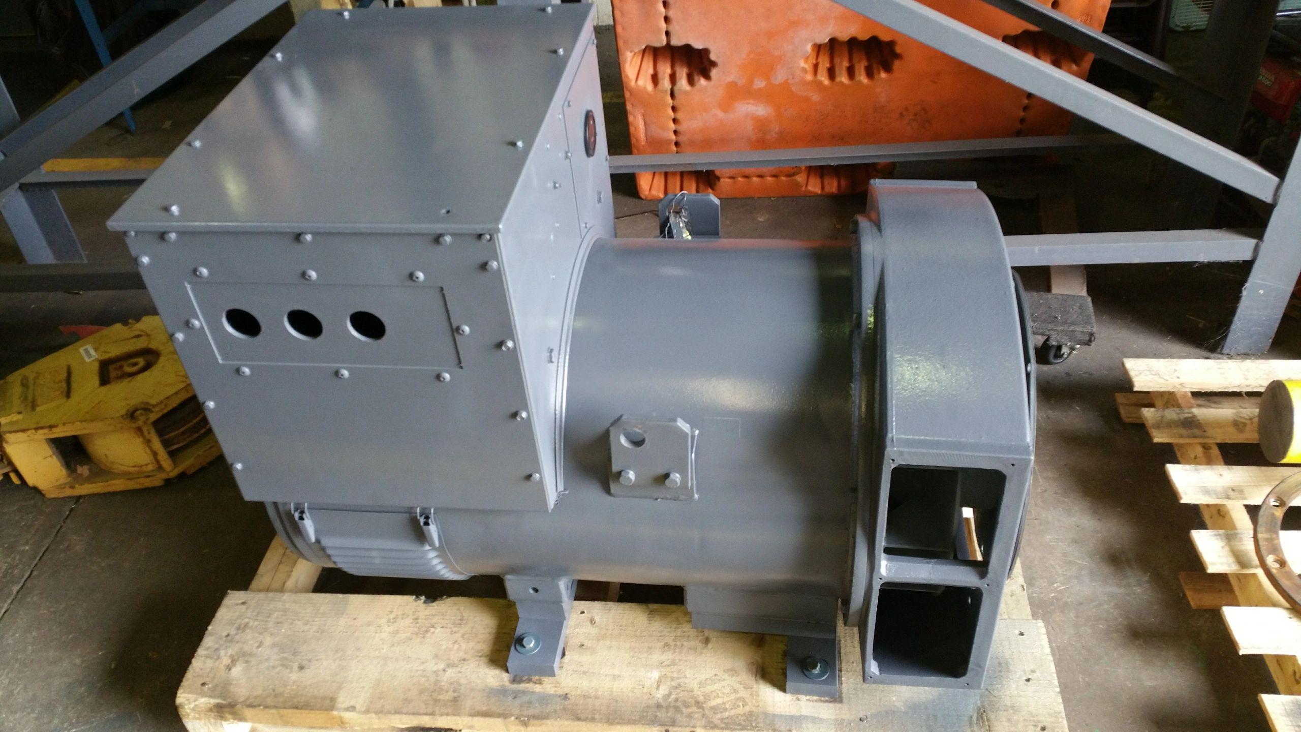 Electric motor repair electrical apparatus ais for Industrial electric motor repair