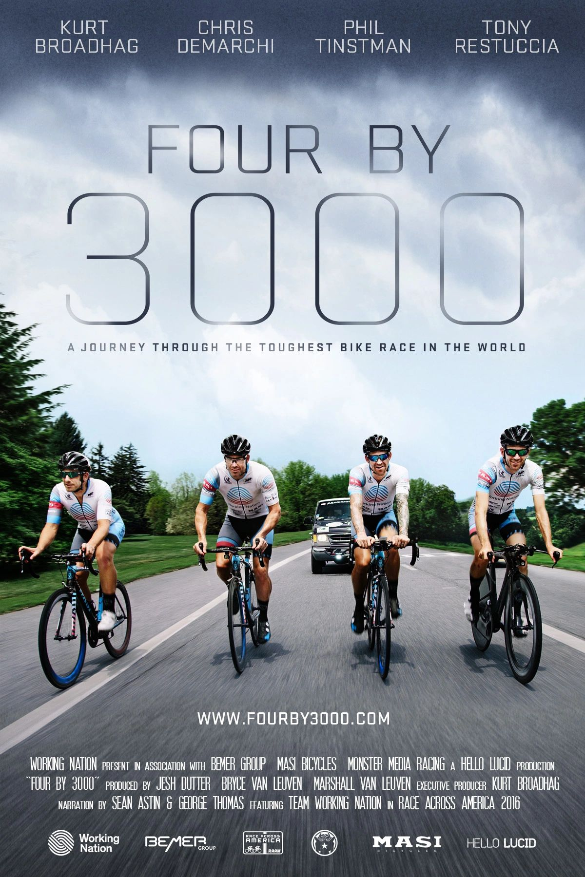 the movie four by 3000