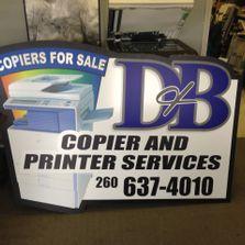 Sharp Color Copy Machines Laser Printers D B Copy Systems