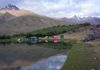 Campsite, close to Village Mune in Zanskar - Indian Himalayas.