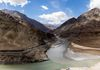 An age old Indus civilization originated from River Indus in Leh-Ladakh.