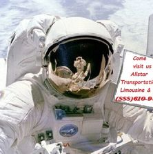Visit Nasa Space Center Houston with Allstar Transportation, limousine and tours