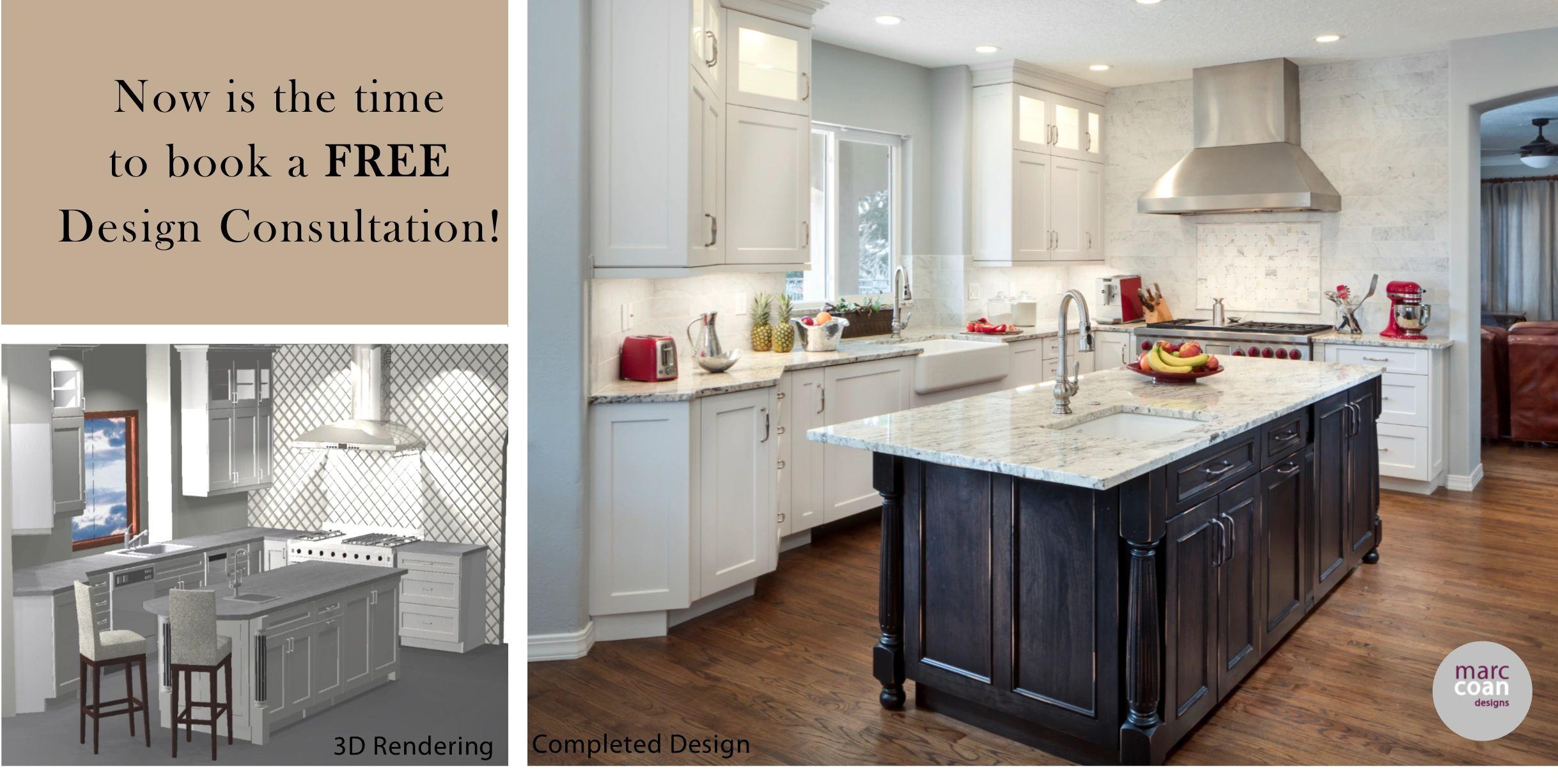 Bath and Kitchen Design Albuquerque - Marc Coan Designs LLC