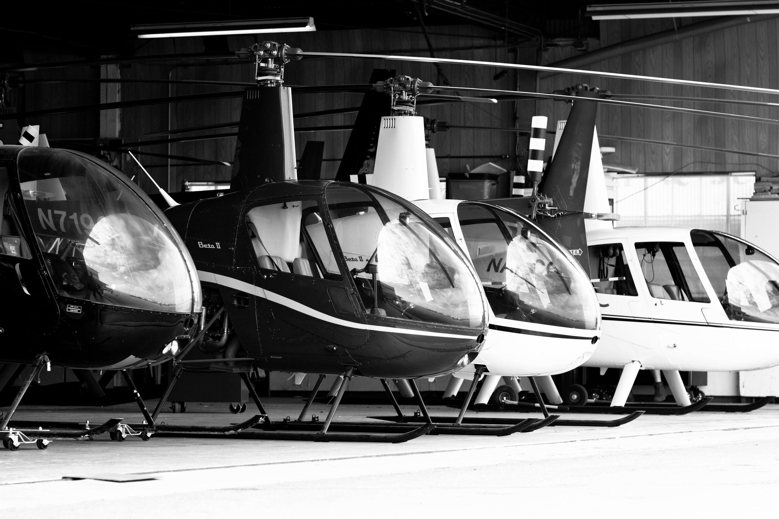 Light Helicopter Depot - Robinson Helicopter, Maintenance and Service