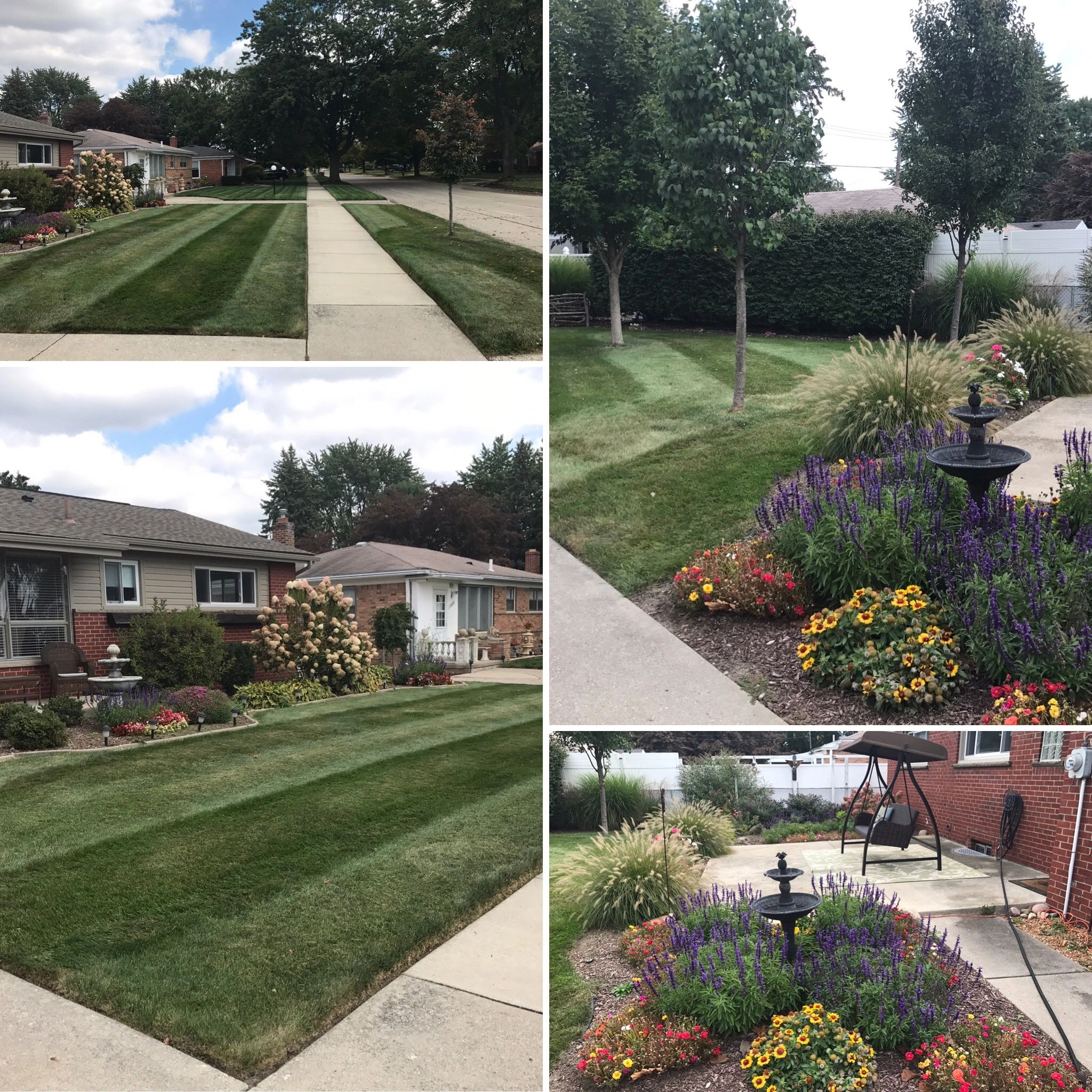 Dixson Landscaping Inc Lawn Care Landscaping Snow Removal
