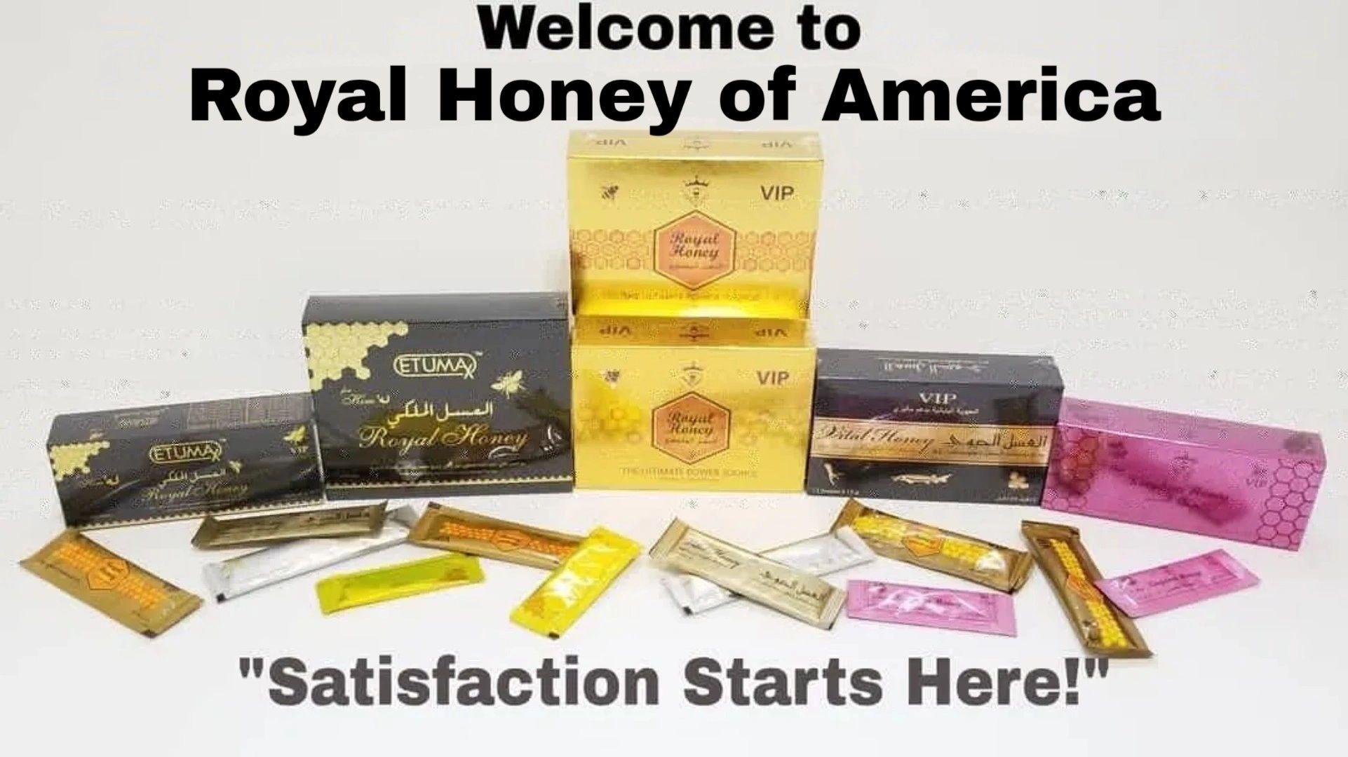 ROYAL HONEY Vip America usa Health, Vitamins and Supplements